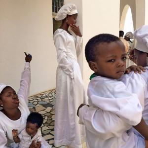 Una foto scattata a Benin City, Nigeria. (Edgard de Bono / www.typoty.com)