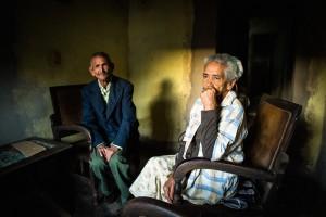 Un uomo e una donna fotografati a Trinidad, Cuba. (Beniamino Pisati / www.tpoty.com)
