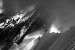 La cresta sudest del monte Makalu – alto 8481 metri – in Himalaya, Nepal (Tim Taylor / www.typoty.com)